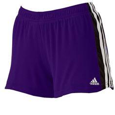 adidas ClimaLite Mesh Shorts ($19) ❤ liked on Polyvore