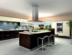 Zvysena kuchynska deska, aby ses nemusel ohybat
