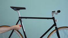 Copenhagen Parts presents: Magnetic Bike Lights #fixie #fixedgear #bicycle #pista #singlespeed #steelisreal #vsco #vscocam #cycling #copenhagen #photo #scandinavia #photographeroftheday#featured#minimal#minimalmood#minimalism #brakeless