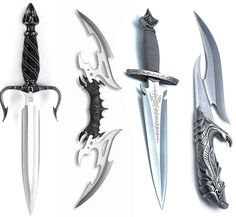 siteblackdaggerlovers:  Adagas Daggers