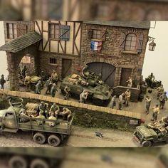 Nice diorama at El Astillero Contest. Unknown Modeler and scale #scalemodel #plastimodelismo #miniatura #miniature #maqueta #maquette #modelismo #modelism #modelisme #hobby #diorama #plastickits #usinadoskits #udk #war #plasticmodel #plamodel