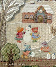 Quilt Inspiration: MERRY CHRISTMAS