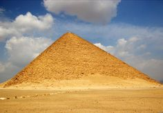 The Red Pyramid Of Egypt