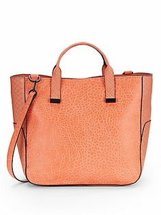 Animal Embossed Faux Leather Tote $38.99