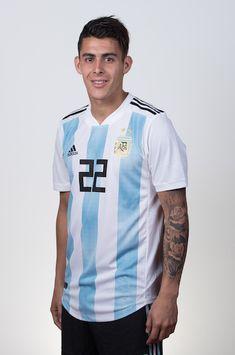 Cristian Pavon / AFA Argentina / 17-18 CABJ Arsenal Fc, Messi, Rey, Amor, Champs, Christians, Sports, Arsenal F.c.
