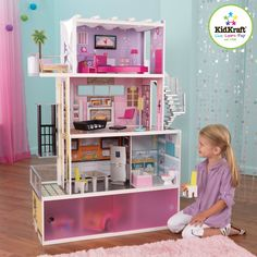 Amazoncom PLAYMOBIL Modern Luxury Mansion Play Set Toys Games