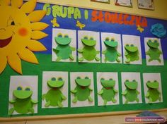 Frog craft idea for kids 6 Summer Crafts, Diy And Crafts, Arts And Crafts, Paper Crafts, Animal Crafts For Kids, Art For Kids, Frog Theme, Frog Art, Bible Crafts