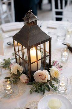 Romantic Rustic Wedding Lanterns ❤ See more: http://www.weddingforward.com/rustic-wedding-lanterns/ #weddings