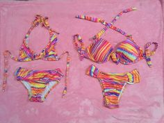 Mommy and me matching Bikinis. Like Daughter by MyChildsDesigns