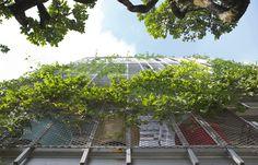 Galeria - Protótipo Bioclimático de Edifício Jardim / HUSOS - 2