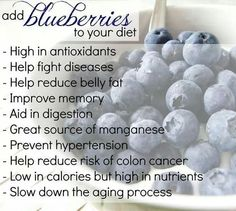 Blueberries and its benefits. How often do you add blueberries to your juice or smoothies? Try to have some today Benefits Of Berries, Fruit Benefits, Health Benefits, Health Tips, Health And Wellness, Blueberry Benefits, Healthy Fruits And Vegetables, Micro Nutrients, Bowl Of Cereal