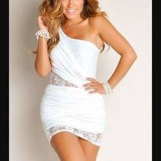 92e0109a8 Gian Vargian One Strap Evening Dress Made Italy Club Dresses