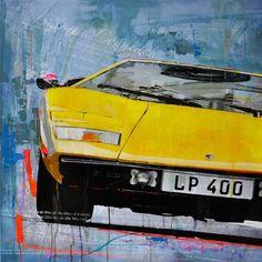 painting by Markus Haub