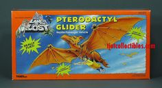 Land of the Lost Pterodactyl Glider 1992 Rare Tiger Toys Land Of The Lost, Toy Sale, Gliders, Action Figures, Toys, 1970s, Tv Series, Ebay, Activity Toys
