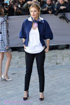 La photo de mode à Paris