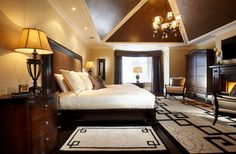 Fanciful Bedroom Furniture Designs for Classy Bedroom Space: Remarkable Bedroom Furniture Design In Traditional Bedroom With White Pillows A. Classic Bedroom Furniture, Modern Master Bedroom, Bedroom Furniture Design, Master Bedroom Design, Contemporary Bedroom, White Bedroom, Bedroom Decor, Bedroom Ideas, Bedroom Lighting