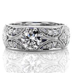 North Star from Knox Jewelers #micropave