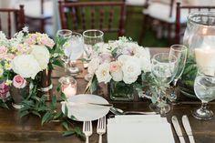 Tented wedding, midwest, summer wedding, farm tables, #boldlychicevents
