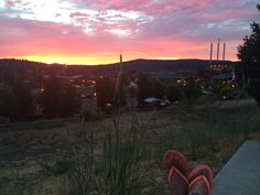 bend, or sunset!
