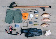 Jeff Masamori - Spear Fishing