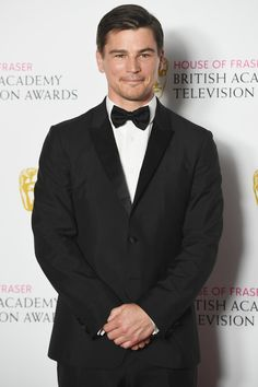 Josh Hartnett Photos - Josh Hartnett poses in the Winners room at the House Of Fraser British Academy Television Awards 2016  at the Royal Festival Hall on May 8, 2016 in London, England. - House of Fraser British Academy Television Awards 2016 - Winners Room