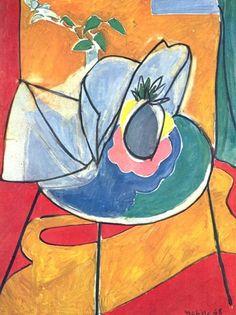 Henri Matisse / The Pineapple, 1948