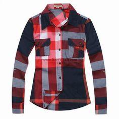 Burberry Women S-2XL Shirt 2014-2015 BWS091