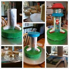 homemade paw patrol lookout - Google Search