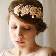 pretty, pretty flower band.