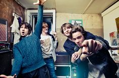 Column - Ten 'up & coming' acts who will star at this summer's festivals (best of Eurosonic 2013) - News - QTheMusic.com