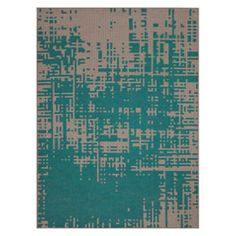 Gandia Blasco Canevas Abstract Verde Rug