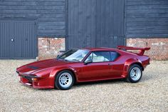 1984 De Tomaso Pantera - Pantera GT5   Classic Driver Market