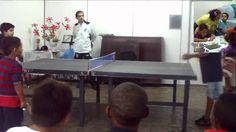 V Nova Ping Pong 200811- Trabalho Social Tênis de Mesa - Marcio Tovar