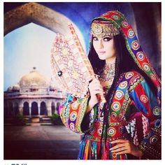 Afghan culture and clothing