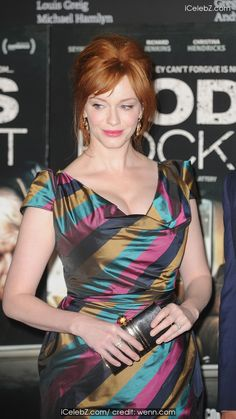 Christina Hendricks Hot Pictures - 'God's Pocket' screening held at the BFI Rare Images, Young Fashion, Christina Hendricks, Celebs, Celebrities, Latest Pics, Hottest Photos, Photo Galleries, Dress Up