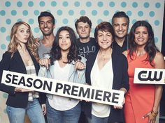 "cwjanethevirgin: "" Season 2 of Jane The Virgin premieres MONDAY, October 12 at 9/8c! """