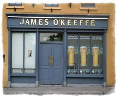 OKeefes Ennis - Click pub photo image above to purchase your #Pubs of #Ireland Photo Print with PayPal. You do not need a PayPal account to purchase photo. Pubs of Ireland photos are perfect to display in any sitting room, family room, or den to celebrate a family's Irish heritage. $9.00 (plus $5 shipping & handling in USA)