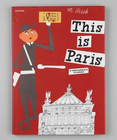 "A great #book for #children and grown-ups! ""This is Paris"""