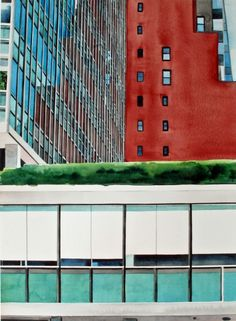 Amy Park | Lever House, NYC