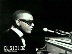 Ray Charles - Georgia On My Mind (Rare live, 1965) [HD video]