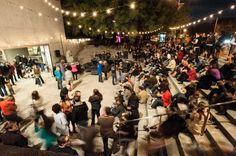 [@usfca Summer Fun] Friday Nights @ OMCA. Cash bar and Off the Grid food trucks will liven your museum experience. Cost: $6. 18 and under are free.