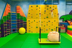 Inspiration for a Sensory Integration Therapy Room