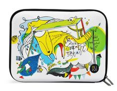 "funda notebook cat 13"" Suitcase, Cases, Gatos, Suitcases"