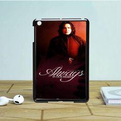 Severus Snape Always In Our Hearts iPad Mini 2 Case Dewantary