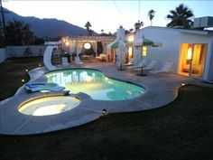 #PalmSprings vacation home