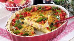 Mumsigt i form. Bruschetta, Chutney, Hummus, Pesto, Quiche, Bacon, Pizza, Apple, Cooking