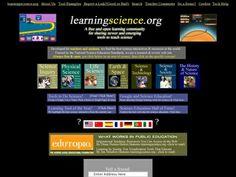 Learning Science: grande raccolta di risorse per insegnare scienze