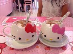 Hello Kittty Cafe