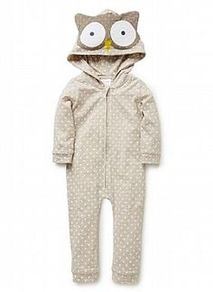 Baby Clothes Jumpsuits Newborn Clothes Jumpsuits | Novelty Owl Jumpsuit | Seed Heritage