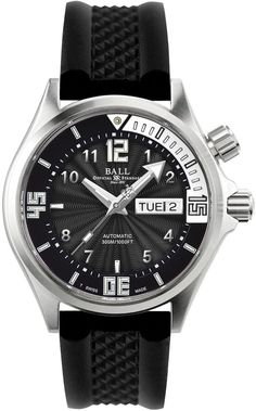 @ballwatchco  Engineer Master II Diver #bezel-unidirectional #brand-ball-watch-company #case-material-steel #case-width-42mm #date-yes #day-yes #delivery-timescale-4-7-days #dial-colour-black #gender-mens #luxury #movement-automatic #official-stockist-for-ball-watch-company-watches #packaging-ball-watch-company-watch-packaging #style-divers #subcat-engineer-master-ii #supplier-model-no-dm2020a-sa-bkwh #warranty-ball-watch-company-official-2-year-guarantee #water-resistant-300m
